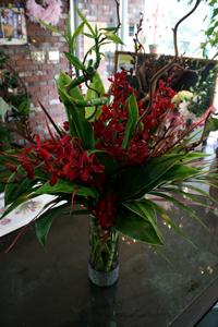 Orchid Zen Vase